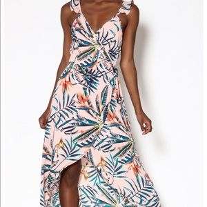 Izzy and Lola Riviera Wrap Dress